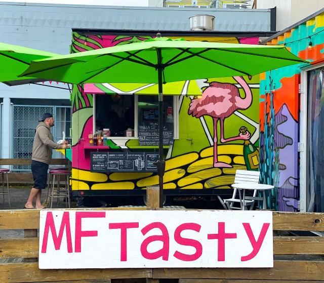MF Tasty Tiny Restaurant Food Cart Portland BLT Week 2019 Photos by Steven Shomler