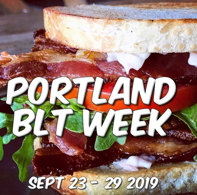 Phil's Meat Market and Delicatessen Portland BLT Week 2019 Photos by Steven Shomler