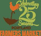 Portland Farmers Market: Celebrating 25 years