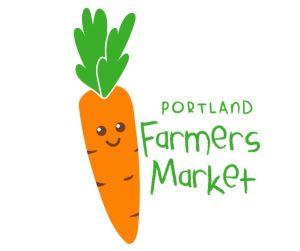 Portland Farmer's Market Baby Onesie Detail
