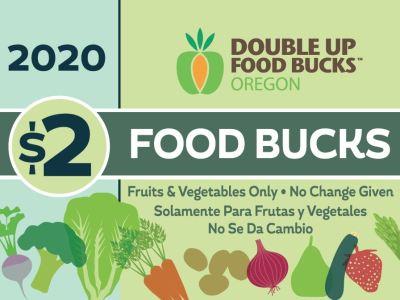 Double Up Food Bucks