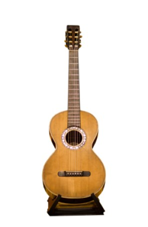 guitar-8-on-white