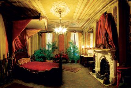 Gilding The Lily Victoria Mansion PORTLAND MAGAZINE