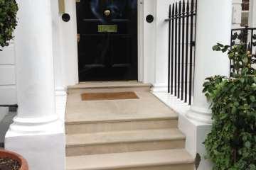 Steps In London