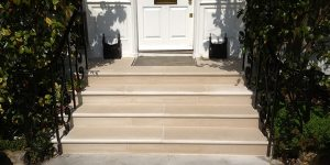 Repair and Installation of Portland Stone Steps: How hard is it?