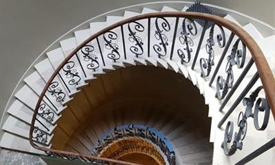 Portland Stone Staircase