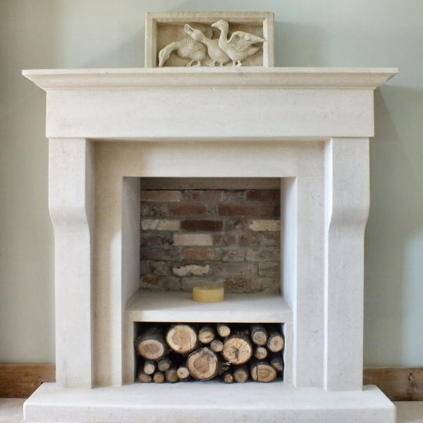 Stone Fire Place PSS