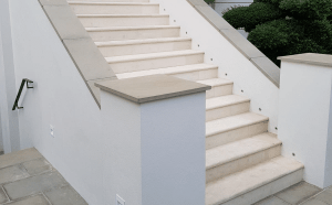 The 5 steps to owning your own Portland Stone Steps