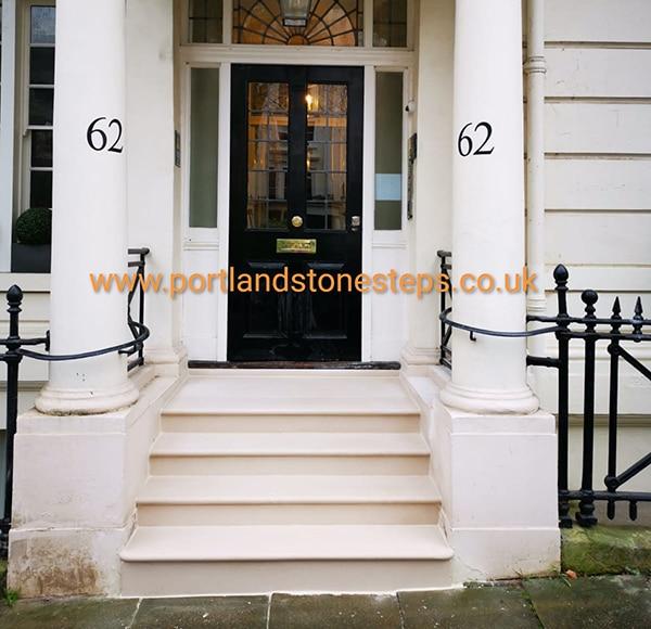 Portland Stone Steps 62