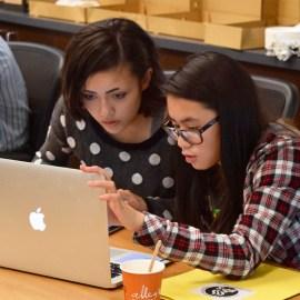 Career days + paid summer internships at AWS Elemental