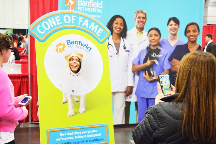 Banfield Pet Hospital at Expo 2016