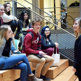 Portland students get inside view of growing tech, creative sectors