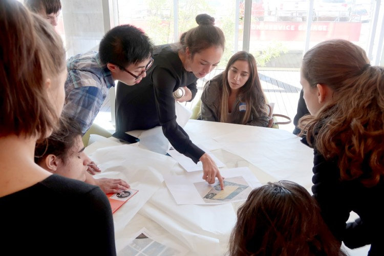 ZGF Architects Career Day, Oct. 2017