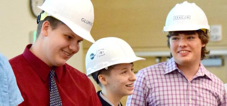 ACE student Kenneth Yohe lands year-long internship at Skanska