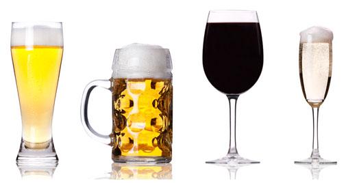 Alcohol limits