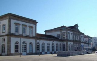 Campanha train station Porto