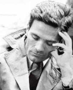 Pier Paolo Pasolini, colui che lanciò definitivamente nel cinema Carmelo Bene con il film Edipo re (1967)