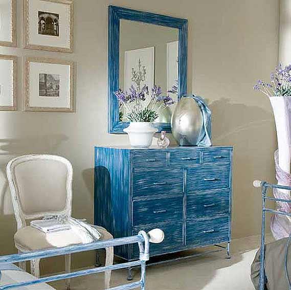 Cmoda Alya Azul En Portobellostreetes