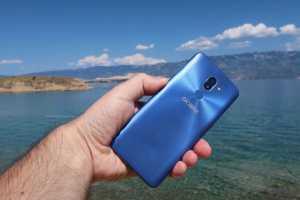 Alcatel 3X 2 - Savjeti za odlazak s pametnim telefonom na more