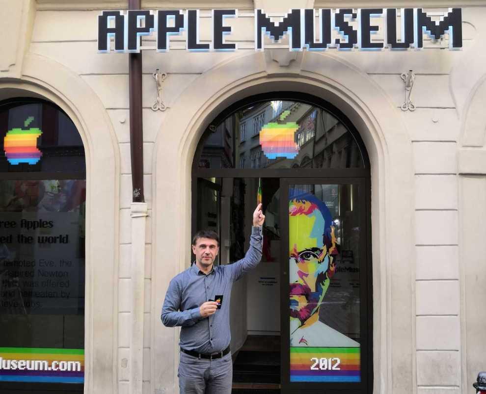 Apple Museum Prague 25 - Posjetili smo Apple Museum u Pragu i vidjeli prototip prvog iPhone mobitela