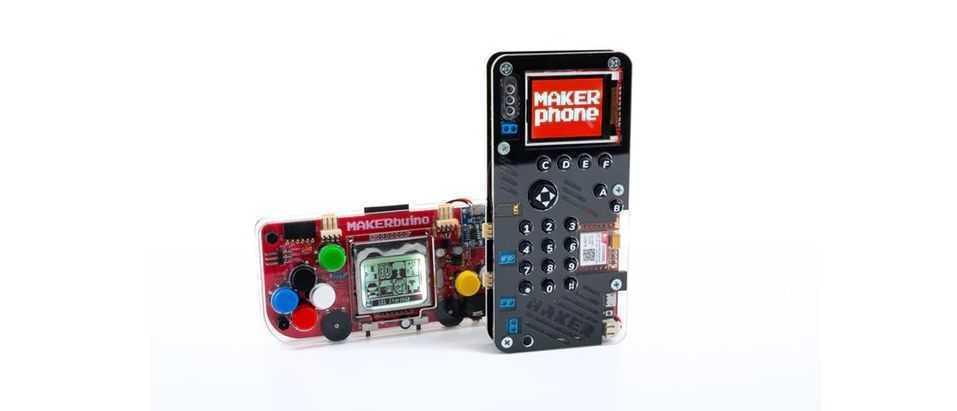 MAKERphone i MAKERbuino - MAKERphone želi gotovo 1500 ljudi u svijetu