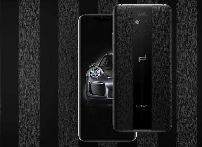 Porsche Design Huawei Mate 20 RS 2 - Porsche Design Huawei Mate 20 RS