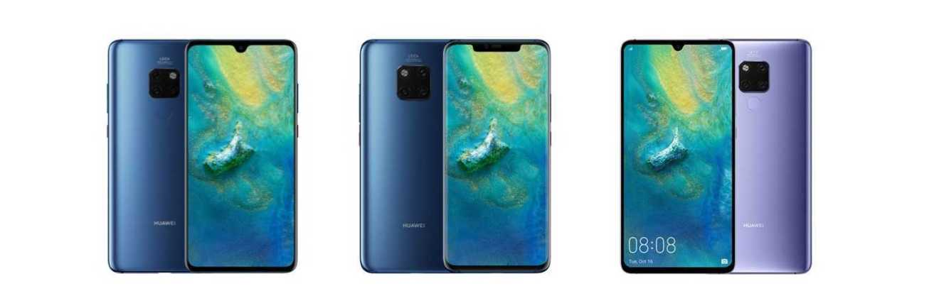 Huawei mobiteli - Pet uzastopnih tromjesečja pad prodaje pametnih telefona
