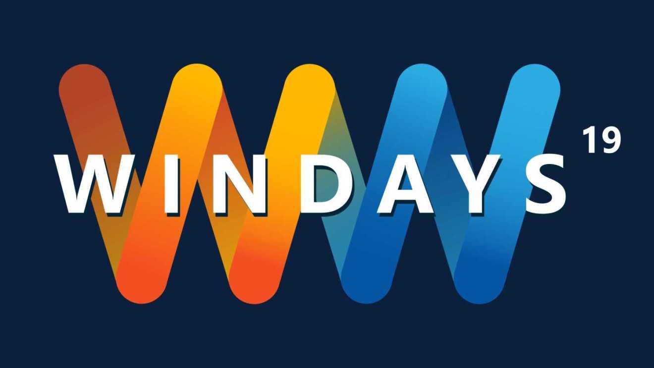 WD19 logo - Sljedeći WinDaysi su u Šibeniku – nominirajte svoje predavanje za WinDays19 Technology
