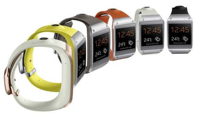 Samsung Galaxy Gear - TEST Samsung Galaxy Watch: Sat kao ogledalo mobitela