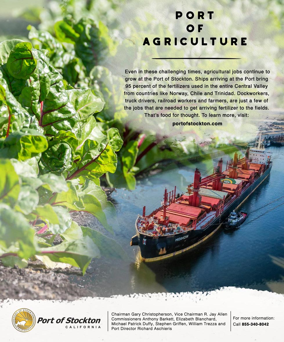 Port of Agriculture