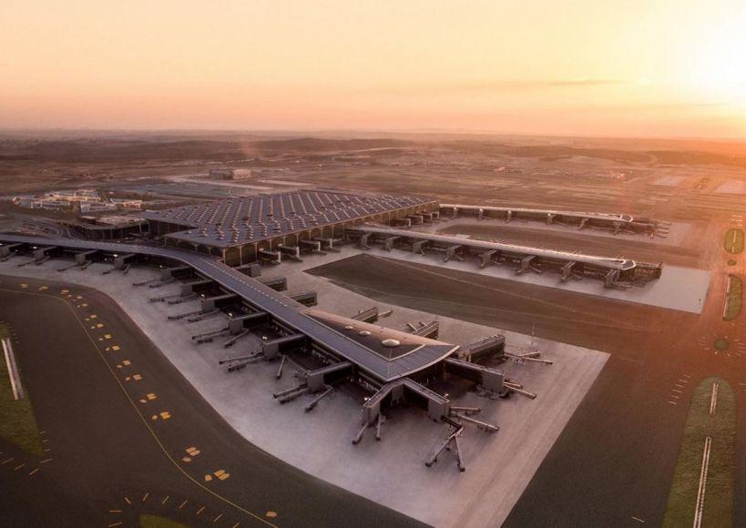 مطار إسطنبول الثالث يرفع أسعار الأراضي ويجذب المستثمرين العرب