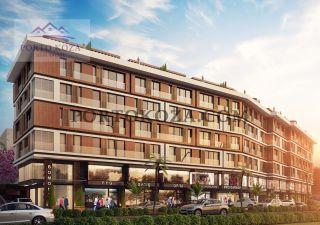 شقق للبيع  مساحة من 69 م2 إلى 143 م2 غرف من 1+1 إلى 3+1 في شيشلي Şişli