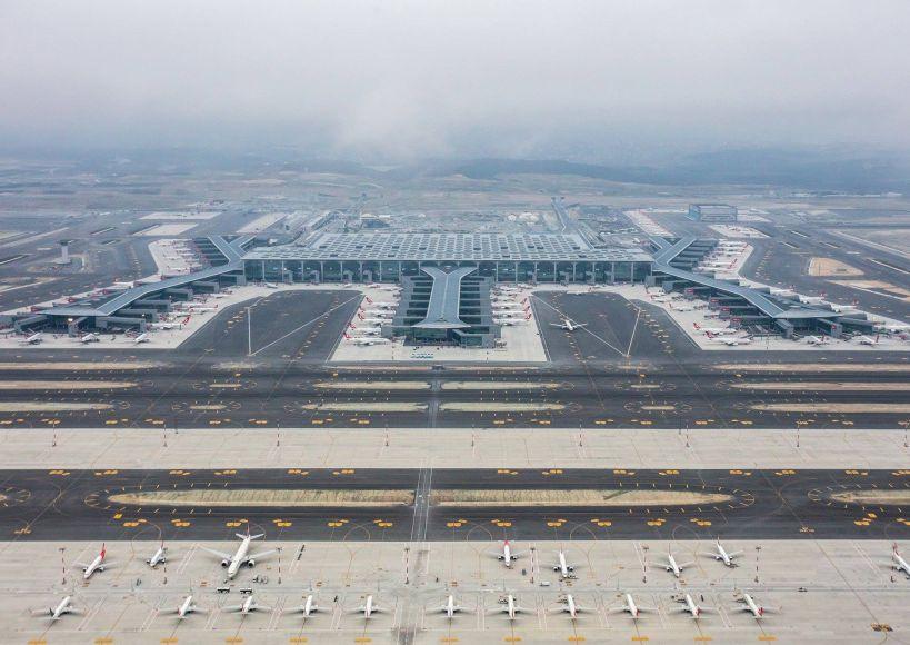 معلومات جديدة حول المطار الثالث في إسطنبول