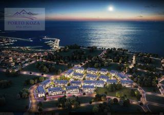 شقق للبيع في اسطنبول بمنطقة بيليك دوزو مطلة على البحر