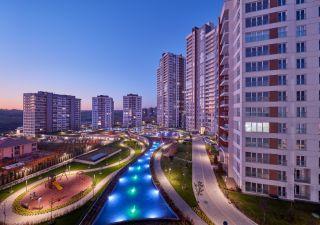 شقق للبيع  (PK-2051) مشروع استثماري غرف من 2+1 إلى 5+1 في باشاك شهير