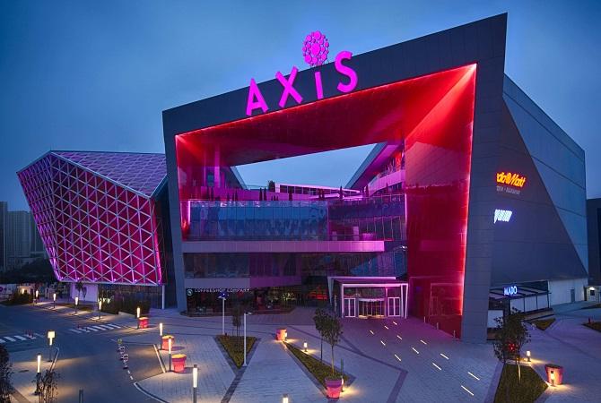 مول أكسس اسطنبول (Axis)