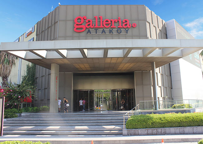 مول غاليريا أتاكوي (Ataköy Galleria)