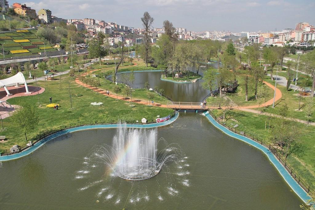 حديقة هاس بهشة Hasbahçe Cd.Merkez, 34406 Kâğıthane/İstanbul, Turkey