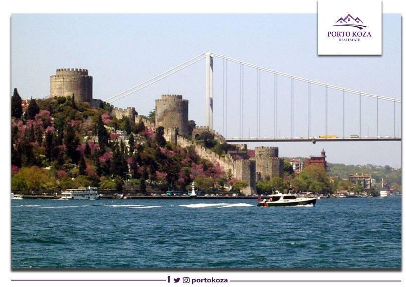 منطقة ساريير Sarıyer في اسطنبول