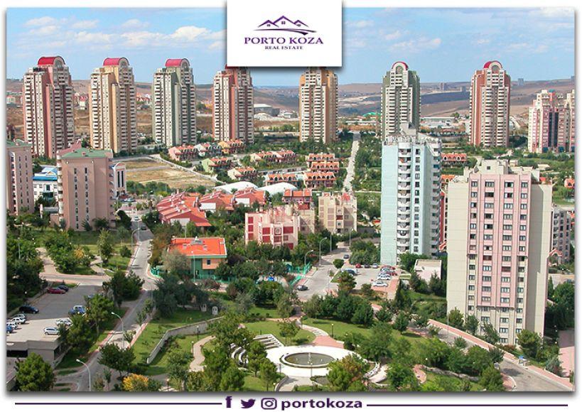 منطقة باشاك شهير Başakşehir في اسطنبول
