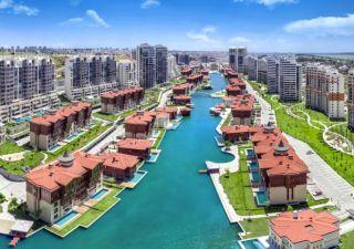 عقارات للبيع في تركيا – اسطنبول – بيوك جيكمجة