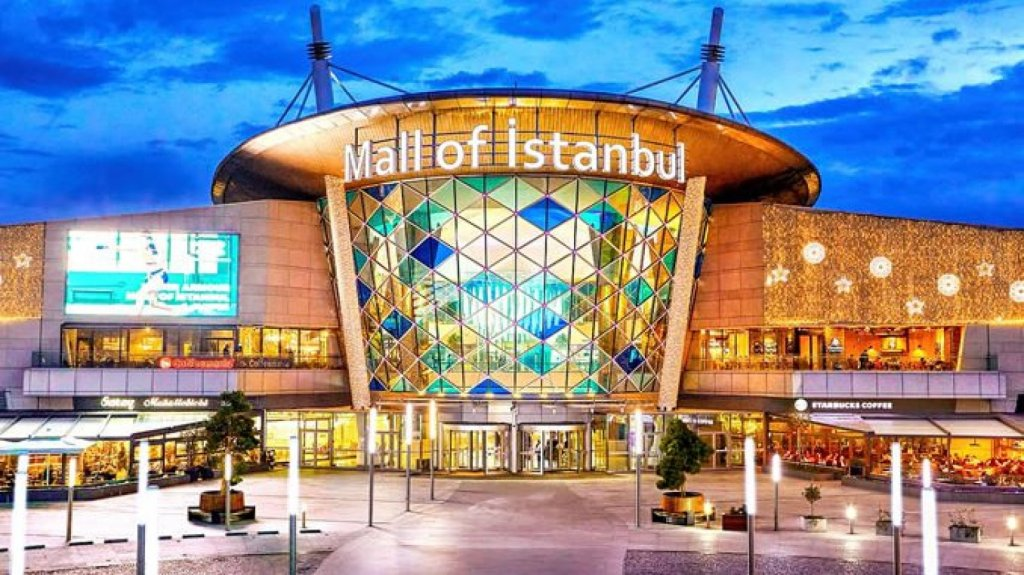 Mall of İstanbul - Massive venue with global chain stores & eateries, a movie theater & indoor amusement park.