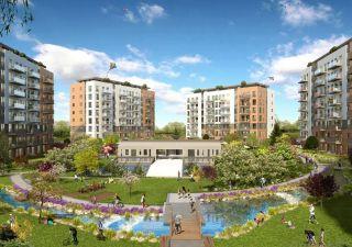 شقق ومحلات ومكاتب للبيع  عقارات استثمارية غرف من 1+1 إلى 2+1 في جونجوران