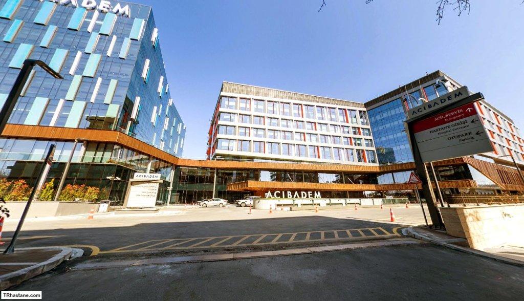 مستشفى أجيباديم كايكودي Acıbadem Kadıköy Hastanesine