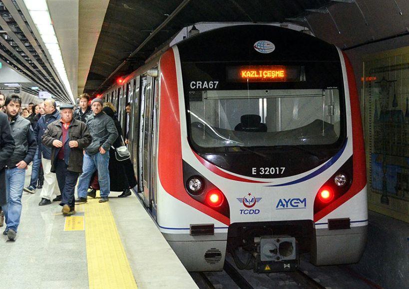 خط القطار السريع بين أنقرة وأزمير
