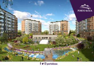 شقق للبيع في اسطنبول – مشروع في مدينة الحدائق و بضمان الحكومه التركيه