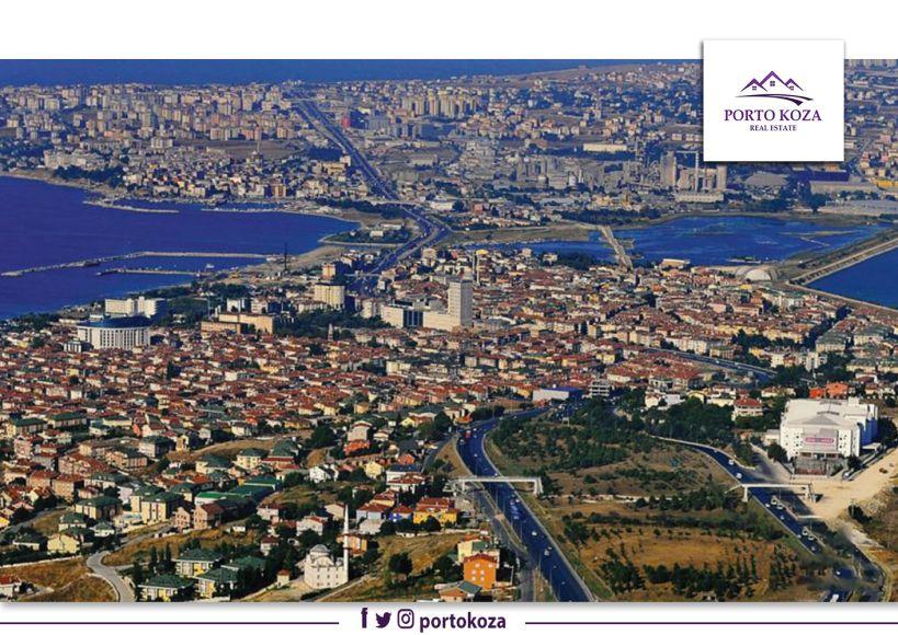 منطقة سيليفري (Silivri) في إسطنبول