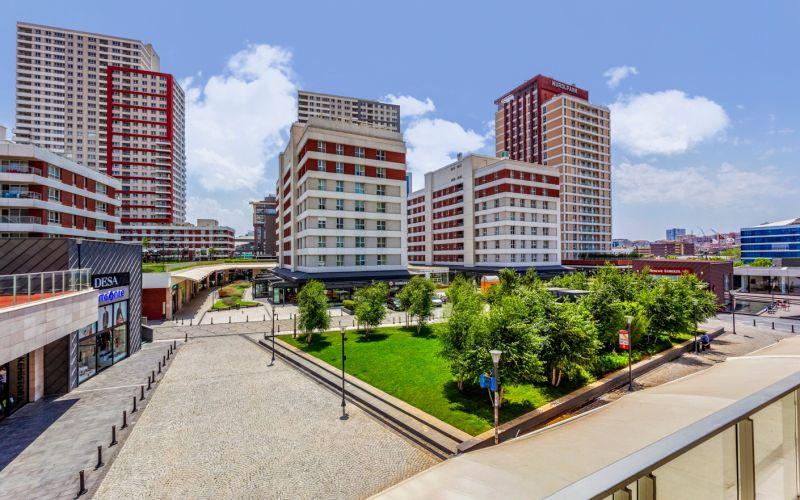 صور مجمع نورول بارك Nurol Park ، باغجلار ، حي جونيشلي ، اسطنبول | بورتوكوزا العقارية