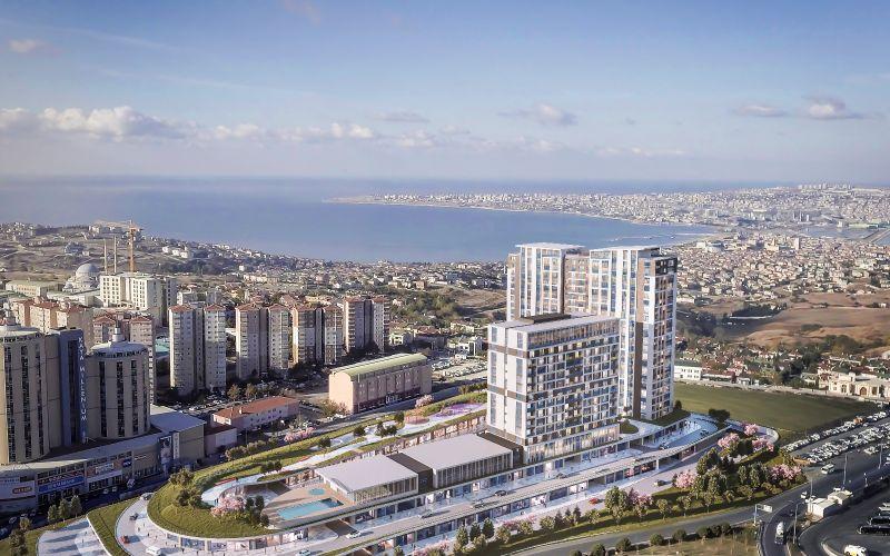 صور مجمع افينيو اسطنبول Avenue Istanbul ، بيوك جكمجة ، اسطنبول | بورتوكوزا العقارية