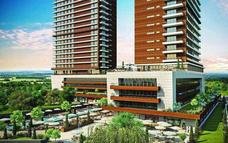 صور مجمع كور ليفينج جونيشلي Core Living Güneşli ، باغجلار ، حي جونيشلي ، اسطنبول | بورتوكوزا العقارية